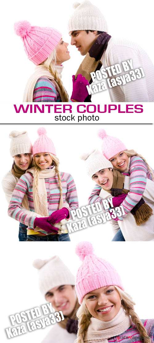 Winter couples