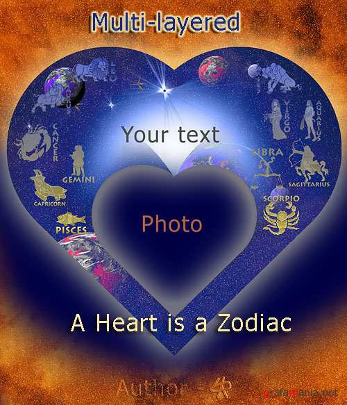 A Heart is a Zodiac