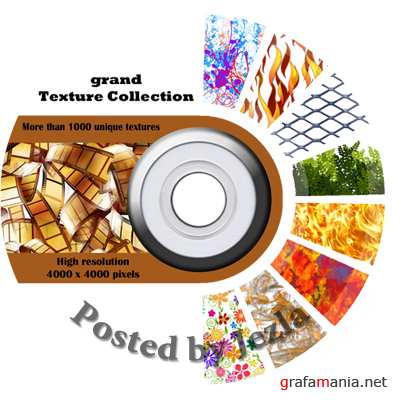 Grand Texture Collection (Part 7)