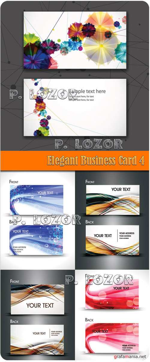 Elegant Business Card 4