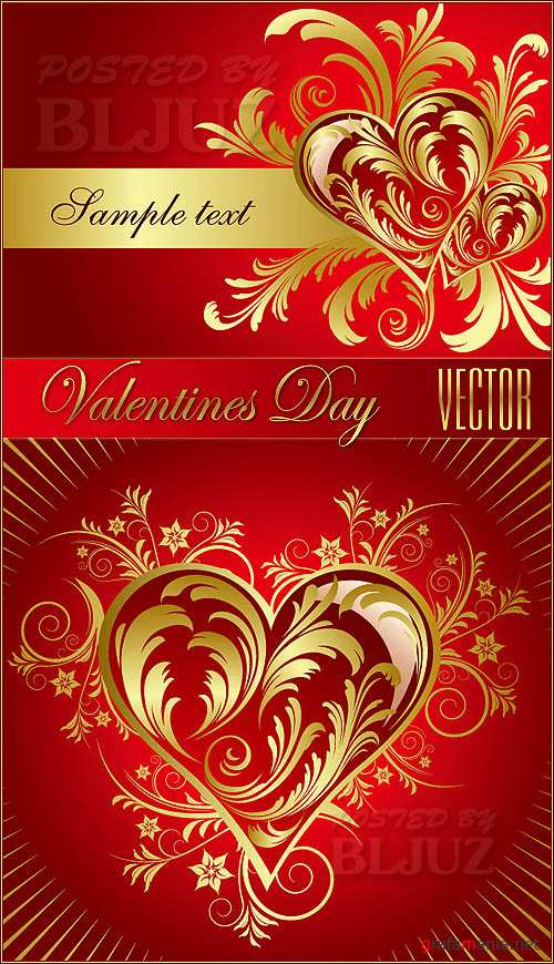 Valentines Day Vector 12