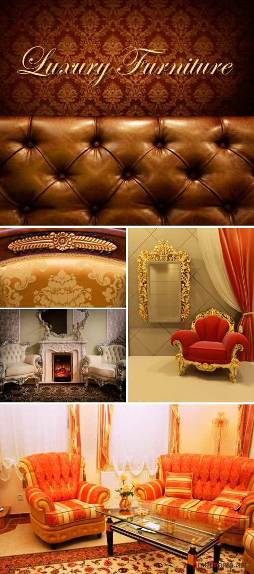 Stock Photo - Luxury Furniture
