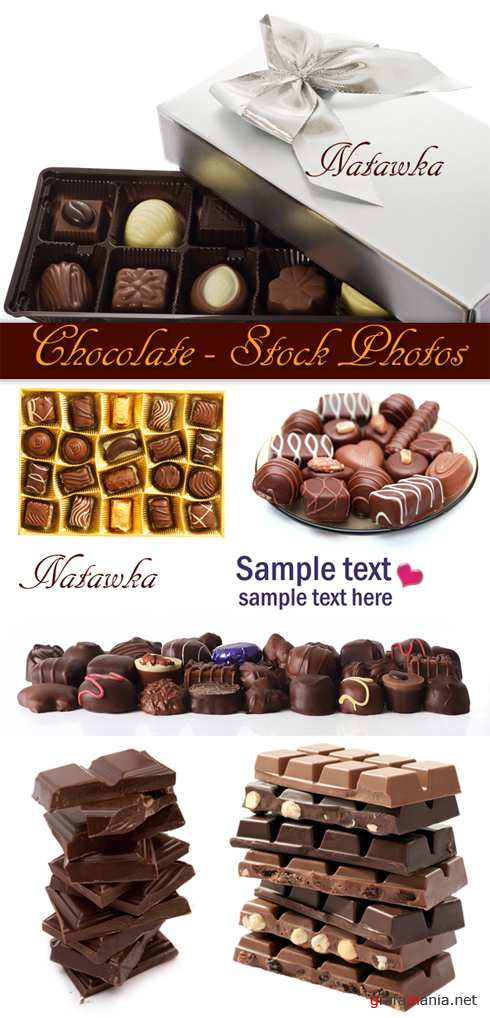 Chocolate - Stock Photos