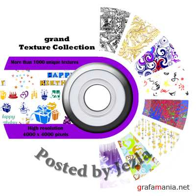 Grand Texture Collection (Part 10)