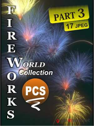 ��������� ����������� / Photo Collection fireworks 3