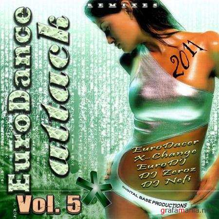 EuroDance Attack vol.5 (2011)