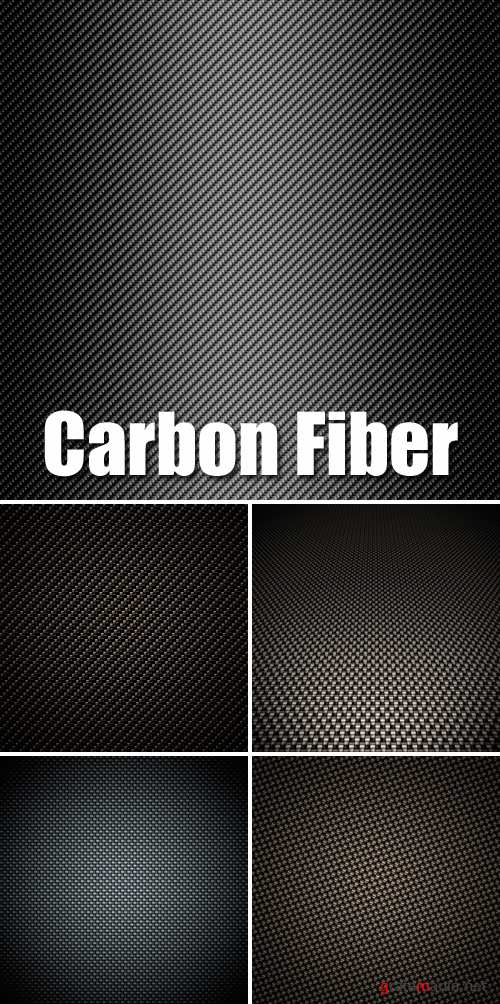 Stock Photo - Carbon Fiber