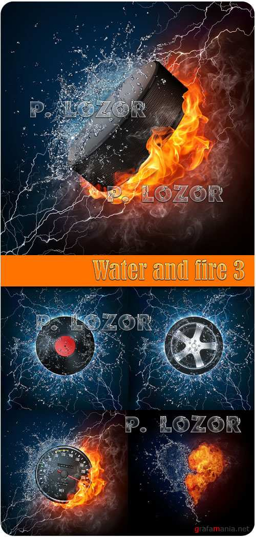 Water and fire 3