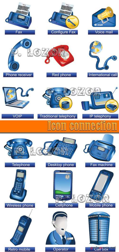 Icon connection