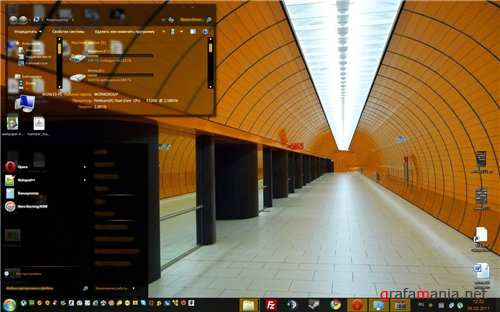 Orange Cult Theme for Windows 7