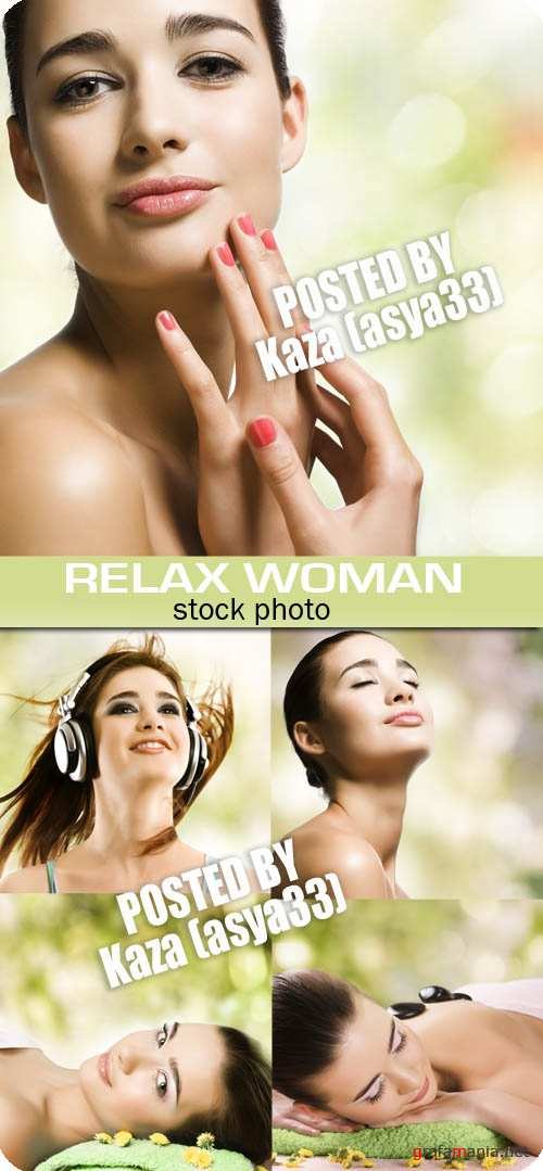 Woman relax