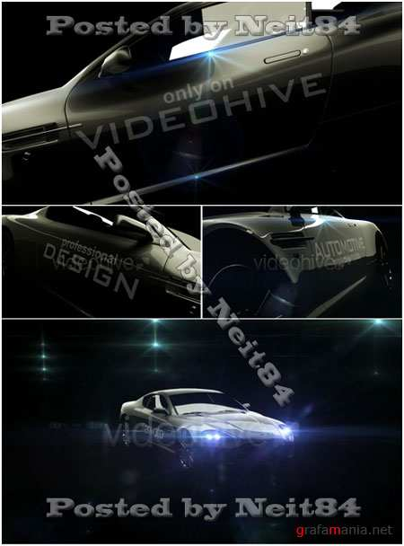 VideoHive After Effect Project Automotive 132508