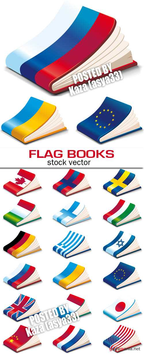 Flag books