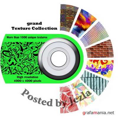 Grand Texture Collection (Part 16)
