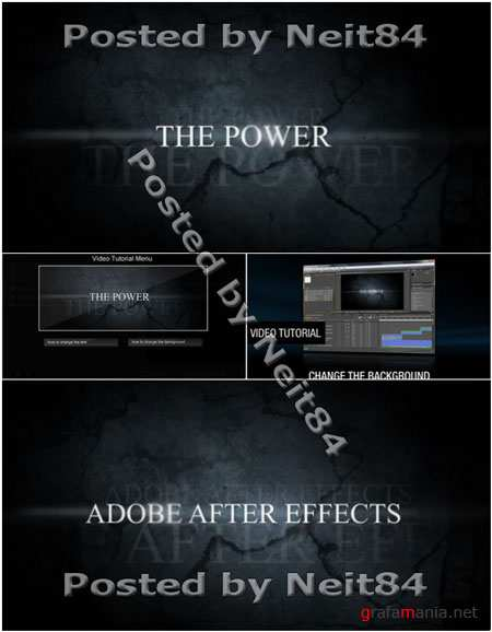After Effect Project Power