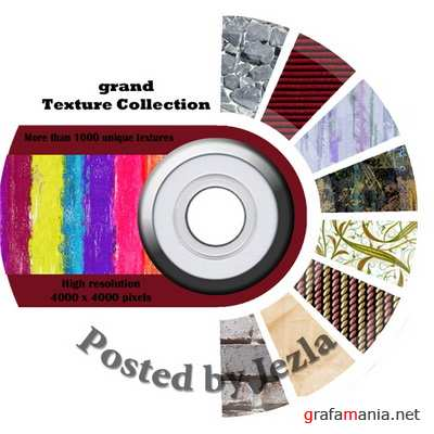 Grand Texture Collection (Part 17)