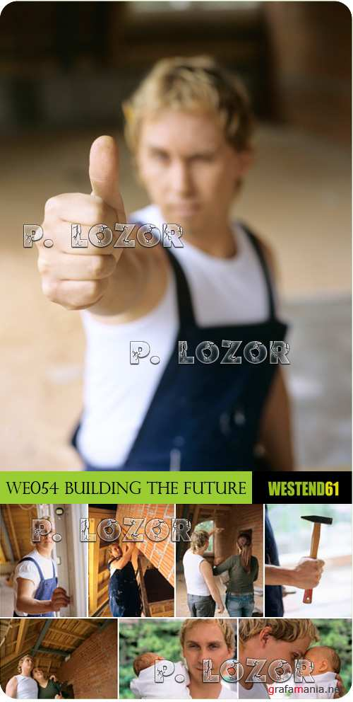 WE054 Building the future