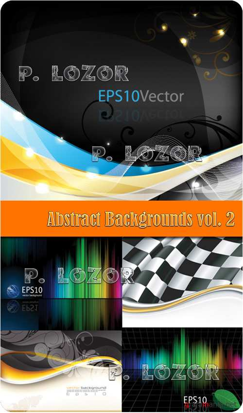 Abstract Backgrounds vol.2