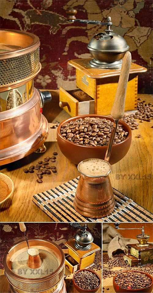 Stock photo - Turkish coffee