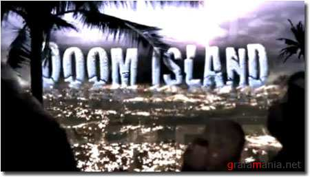 After Effect Project Doom Island