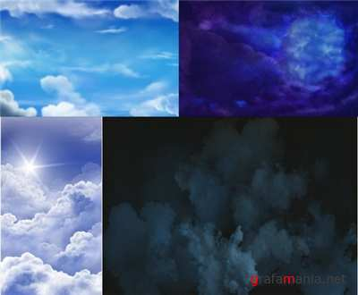 PSD Layered Pictures - Sky