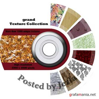 Grand Texture Collection (Part 18)