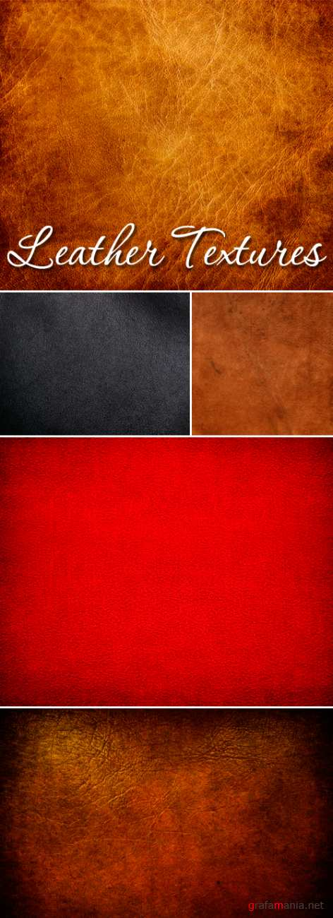 Stock Photo - Leather Textures