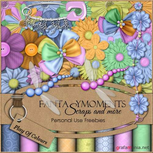 �����-����� - Fantasy moments: Play of Colours