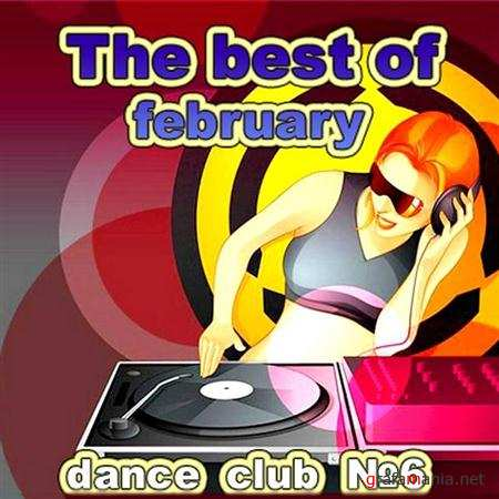 The best of february dance club №6 (2011)