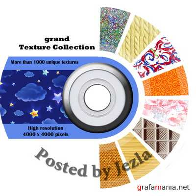 Grand Texture Collection (Part 21)