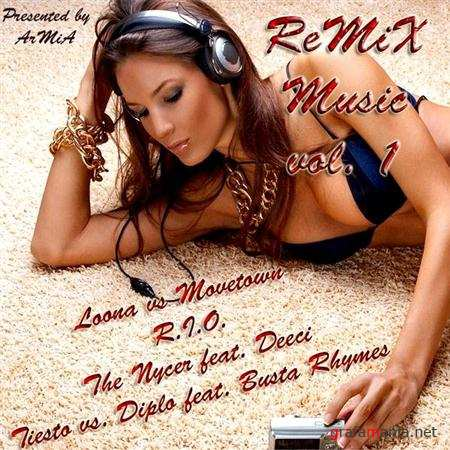 ReMiX Music vol.1 (2011)
