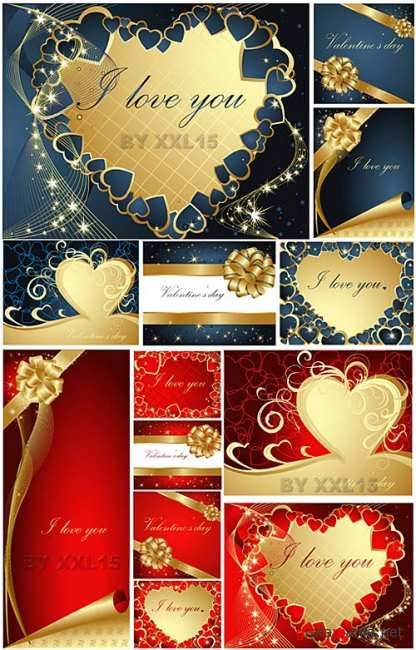 Collection of Valentine