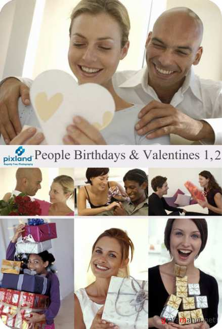 People Birthdays & Valentine's 1; 2