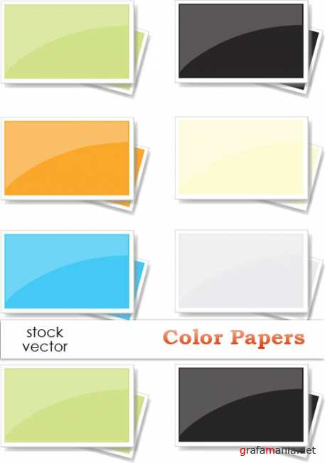 ��������� ������� - Color Papers
