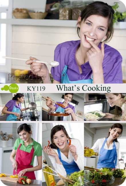 KY119  What's Cooking