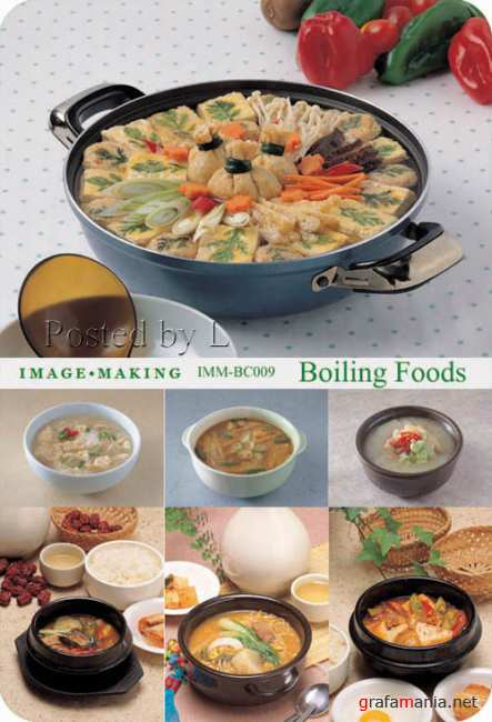 IMM-BC009  Boiling Foods