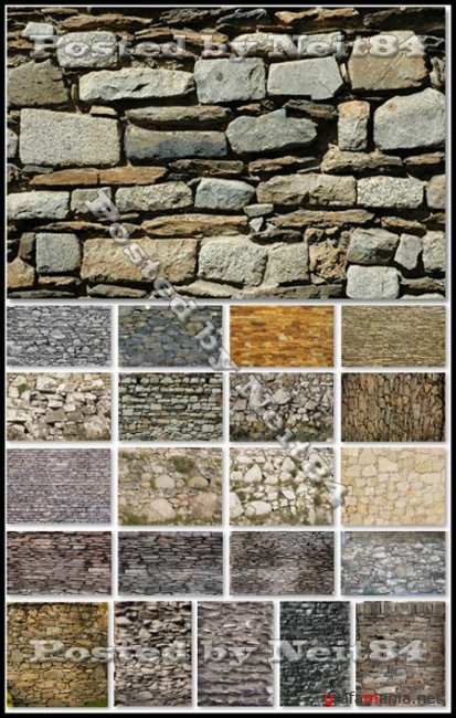 Textures Brick 3D Artists and designers
