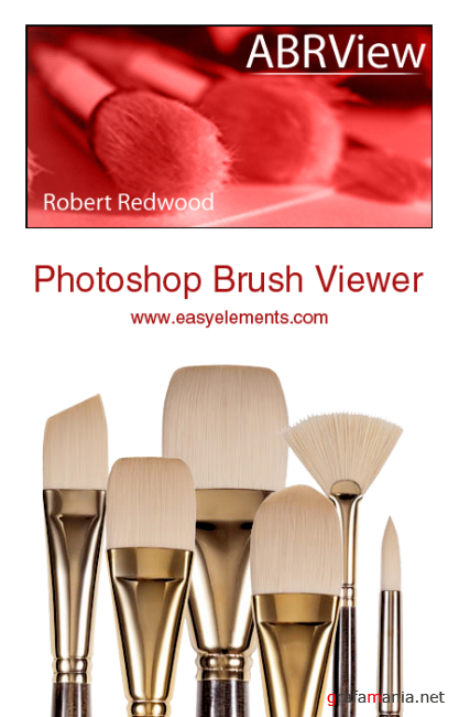 ABRView Portable Photoshop Brush Viewer