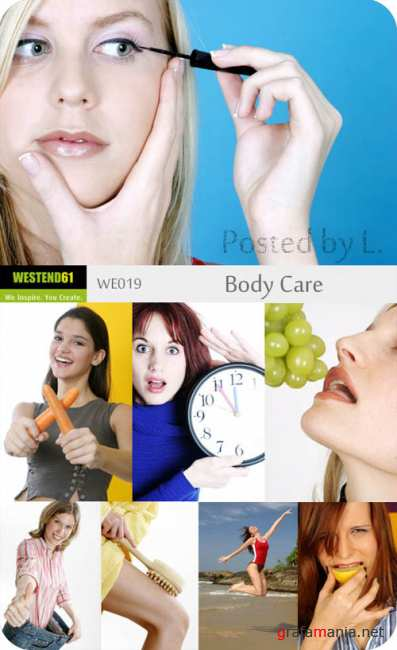 WE019  Body Care