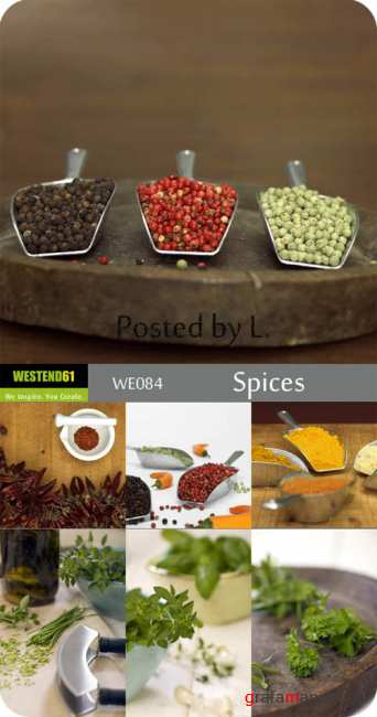 WE084  Spices