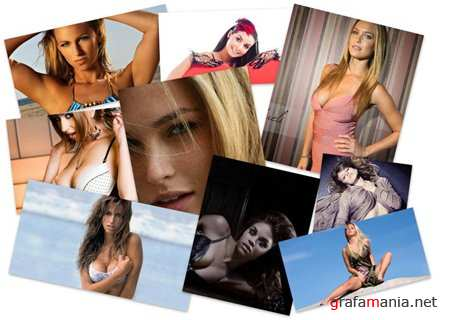 45 Amazing Ladies Color HQ Perfect Wallpapers