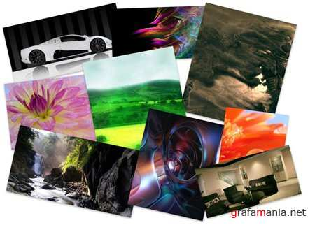 55 Great Mixed Colourful HQ Amazing Wallpapers