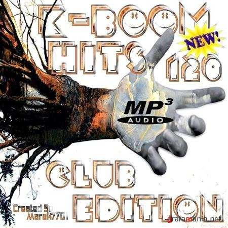 K-Boom Hits 120 Club Edition (2011)