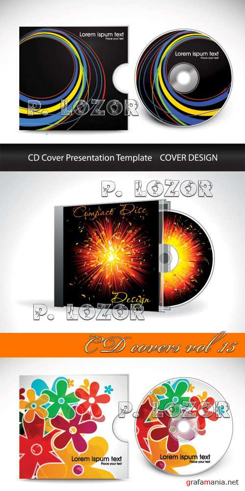 CD covers vol.15