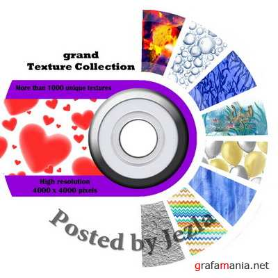 Grand Texture Collection (Part 22)