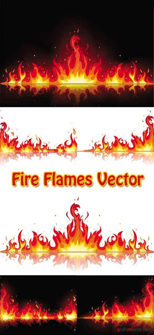 Fire Flame Vector