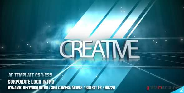 VideoHive.Corporate Logo Intro.120894