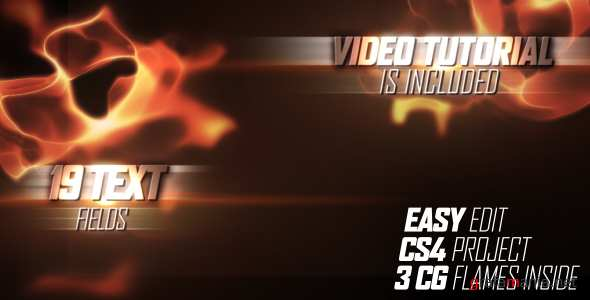 VideoHive.Fiery Trailer V2.107076