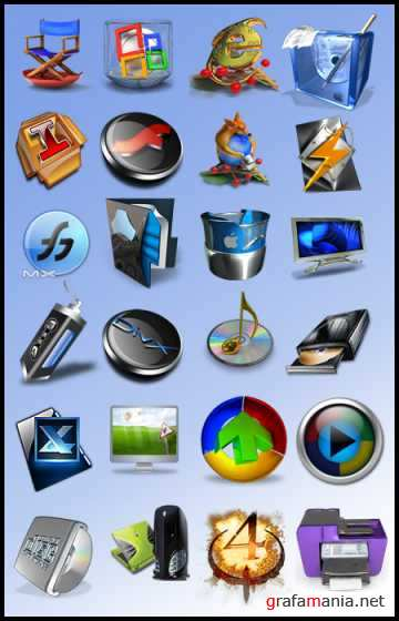 XT Icons Pack