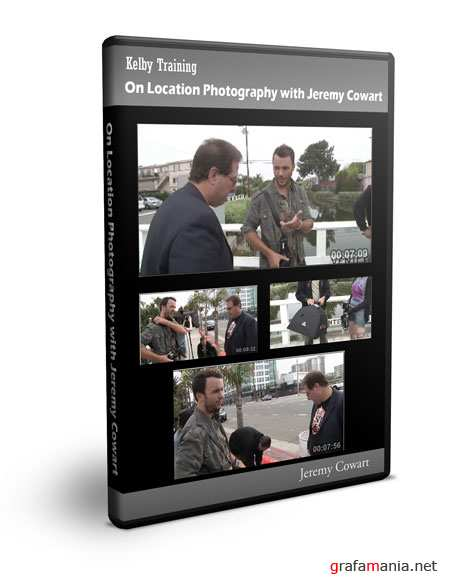 Kelby Training: On Location Photography with Jeremy Cowart